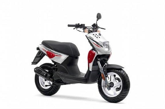 Moped - yamaha-slider_naked